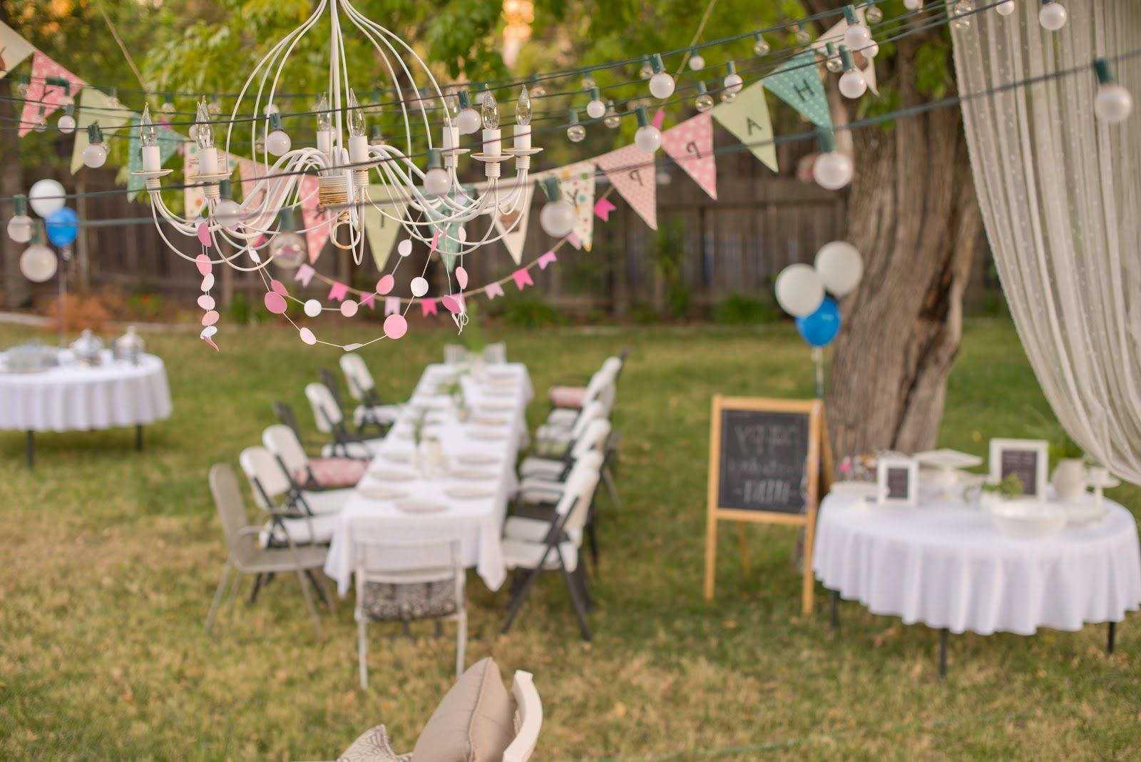 свадьба на даче меню