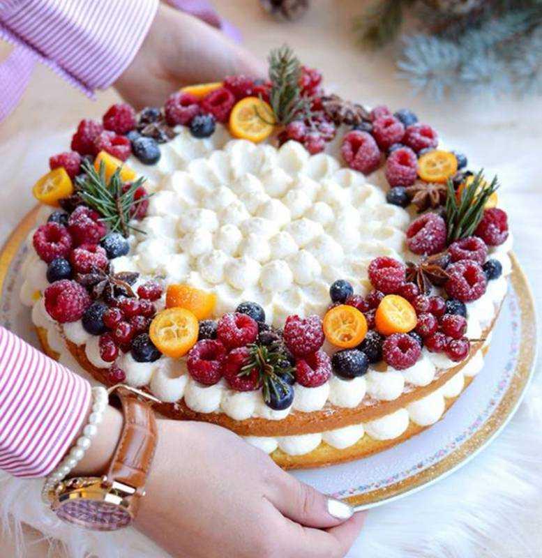 Оранжевый торт на свадьбу - идеи оформления и украшения с фото